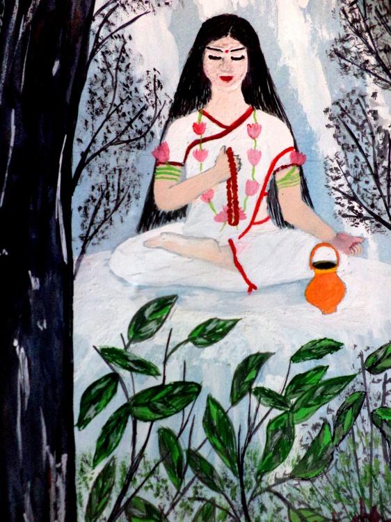 Navratri Day 2 | Worshipping Goddess Brahmacharini