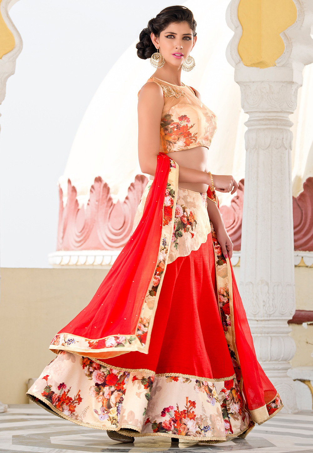 f7fbfaa2f378 Indian Lehenga Choli - Its Origin, History And More | Utsavpedia