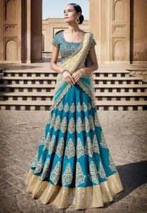 929daff63b Indian Lehenga Choli - Its Origin, History And More | Utsavpedia